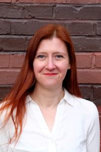Portrait Nadja Reigl